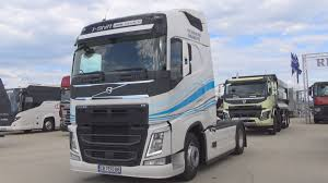 volvo truck and bus volvo fh 500 i shift dual clutch 4x2 tractor 2016 exterior and