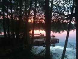 Cottage Rental Ottawa by Luxury Chalet On Lakefront Sleeps 8 Rhéaume Lake 35 Minutes To