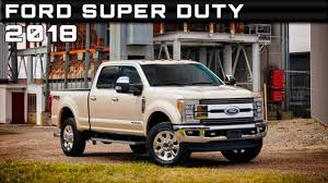 Ford Diesel Truck Specs - 2018 ford super duty review rendered price specs release date