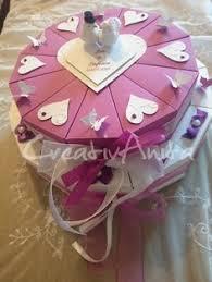 hochzeitstorte geschenk hochzeitstorte 2 stöckig pink weiss geschenke zur hochzeit