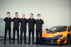 mclaren ceo mclaren 720s gt3 revealed with big wing and bigger promises the