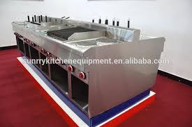 equipement cuisine commercial commercial chinois restaurant équipement de cuisine pour le
