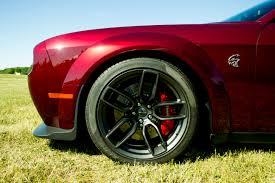 Dodge Challenger Wide Body - challenger hellcat widebody brings more grip new goodies