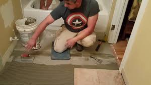 how to replace old bathroom floor tiles youtube