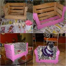Dog Beds Made Out Of End Tables Beds Made Out Of Pallets Beds Decoration