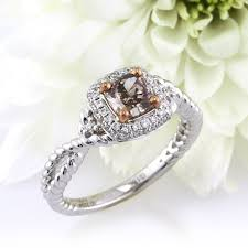 color wedding rings images Fancy color engagement rings simply sweet chocolate diamonds jpg