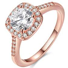 rings from jewelry images Tivani eternity love women 39 s pretty 18k rose gold jpg