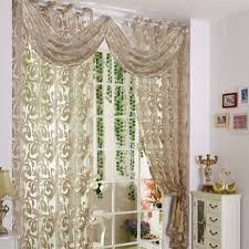 Kitchen Curtains With Grapes by Modern Kitchen Window Curtains Fully Lined With Floral Pattern