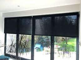 best light blocking curtains sun blocking blinds roller blinds in sunscreen fabric on doors sun