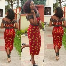 ankara dresses these 30 ankara midi skirts and dresses lifestyle nigeria