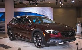 jeep station wagon 2018 2018 buick regal tourx wagon first drive review car and driver