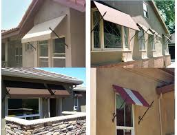 Awning Style Windows Spear Style Js Canvas Awnings Of Sacramento