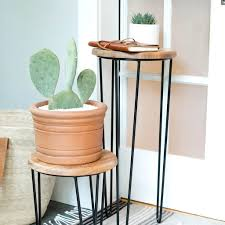 Modern Side Table Modern Side Tables Handcrafted With Parota Wood U2013 The Citizenry