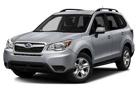 2016 subaru forester new car test drive