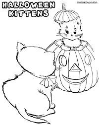 coloring pages x halloween coloring pages halloween cat coloring