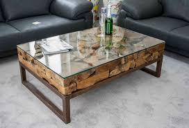 Wohnzimmertisch 100 X 80 Couchtisch Aus Altholz Der Tischonkel