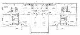 bluffs assisted living duplex floor plan house plans 80723