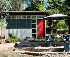 Backyard Office Prefab by Best 25 Studio Shed Ideas On Pinterest Art Shed Backyard