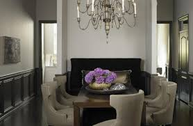 chandelier classic dining room with crystal chandelier fascinate
