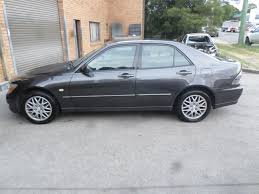 lexus is200 sport sale wrecking lexus is200 auto 2003 hail damage parts jap sports spares