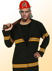 Fireman Costume Firefighter Costumes Costume Collection