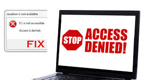 drive not accessible fix hard drive access denied hard disk is not accessible youtube