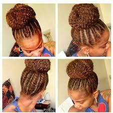 love this flat twist high bun can u0027t wait til my twa gets long