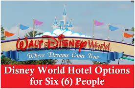 Disney world hotel rooms for six people build a better mouse trip