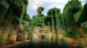 small house minecraft our secluded jungle house overlooking a small lake minecraft