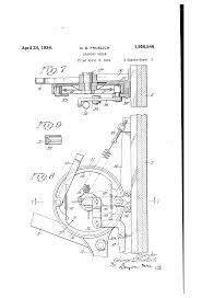 Norman Wade Drafting Table Patent Us1956546 Drawing Table Google Patents