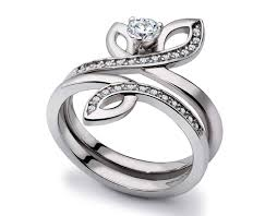 domino wedding rings laurel platinum and diamond engagement wedding ring by domino