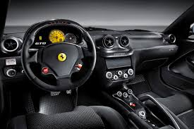 2011 Ferrari 599 Gto Car Interior Sports Car Interiors
