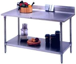 stainless steel kitchen work table island folding kitchen island work table elabrazo info