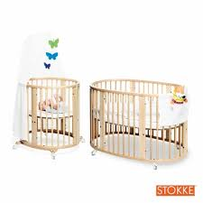 Bassinet Converts To Crib Stokke Sleepi System I Bassinet And Crib In With