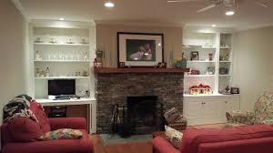 Fireplace With Built In Cabinets Bathroom Ideas White Cabinets Burung Club