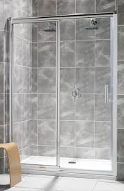 1200mm Shower Door Twyford Hydr8 Sliding Shower Door 1200mm