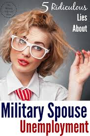 Military Wives Meme - 5 ridiculous lies about military spouse unemployment