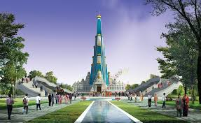 indian hindu temple planned as world u0027s tallest religious structure