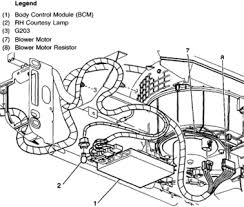 oldsmobile alero heater blower wiring diagram questions u0026 answers