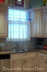 Elegant Kitchen Curtains by 33 Best Cafe Curtains Images On Pinterest Cafe Curtains