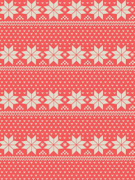 high christmas wrapping paper printable nordic print pattern wrapping paper christmas