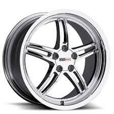 chrome corvette wheels chrome inch corvette wheels corvette rims by cray