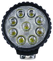 27w led work light truck flood driving light led forklift lights