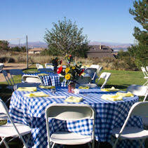 renting tables all occasion rentals rental tables