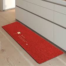 Red Kitchen Rugs Red Kitchen Rugs And Mats Home Decorating Interior Design Bath