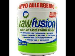 san rawfusion san nutrition fusion review protein supplement