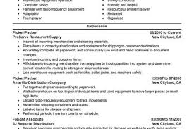 Resume Examples Warehouse by Production Resume Examples Production Sample Resumes Livecareer