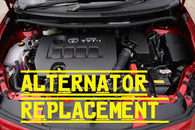 toyota corolla alternator replacement how to replace the alternator on your toyota corolla 2009 2016 1 8