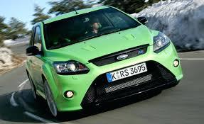 2016 ford focus rs manual transmission auto service repair manuals