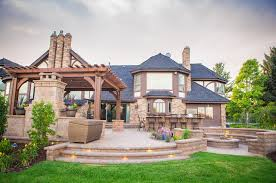 Paver Patio Cost Per Square Foot by Cost Of Deck Construction In Idaho Falls Composite Vs Wood Vs